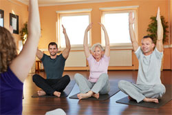 Photo d'une formation Relaxation et Sophrologie