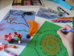 formation ecriture en art therapie